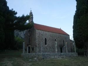 Karmen Kirche Orebic